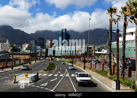 The Portside Tower in Cape Town. - Stock Photo