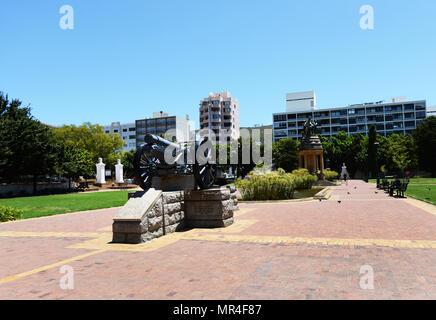 The Artillery Memorial in Cape Town. - Stock Photo