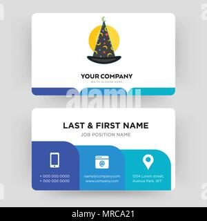 magic wand company logo design template business corporate vector
