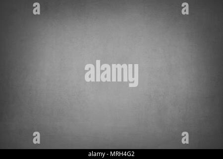 Concrete grey wall background. Silver solid structure with old grunge texture. - Stock Photo