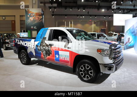 Toyota Tundra - Stock Photo