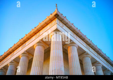 Abraham Lincoln Memorial - Stock Photo