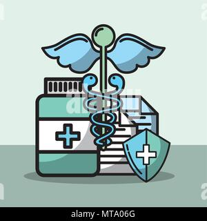 health medical related - Stock Photo