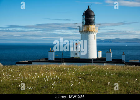 Europe, United Kingdom, Scotland,Dunnet Head is a peninsula in Caithness - Stock Photo