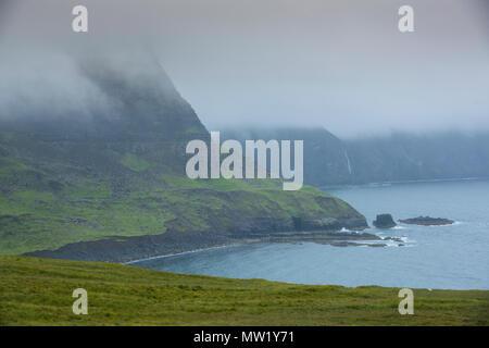 Europe, United Kingdom, Scotland,Hebrides archipelago, Isle of Skye - Stock Photo