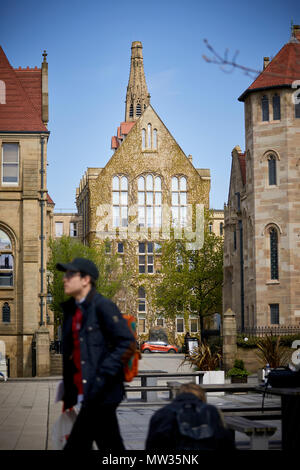 University Of Manchester Beyer Building