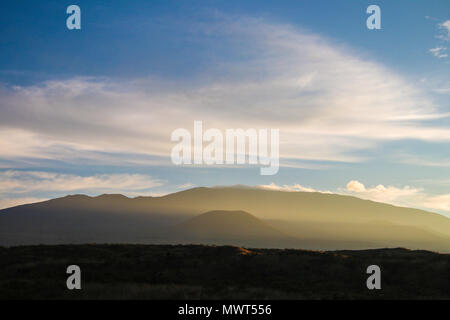 Haleakalā National Park - a beautiful and diverse ecosystem and home to the most spectacular sunrise on the planet. Maui, Hawaii, USA - Stock Photo