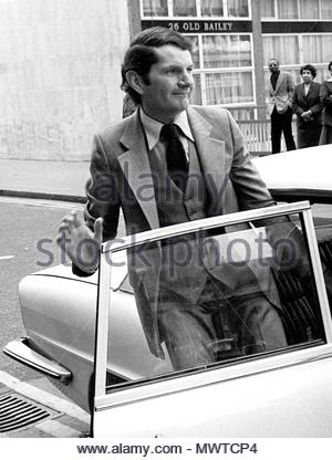 File photo dated 21/05/1979 of Norman Scott. An investigation into the Jeremy Thorpe scandal will be reopened after police admitted they may have wrongly assumed one of the suspects was dead, according to a new documentary. - Stock Photo