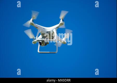 Unmanned aerial vehicle. May 23rd 2018 © Wojciech Strozyk / Alamy Stock Photo - Stock Photo