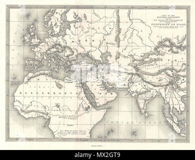 English: This is a beautiful c. 1850 map of Europe, northern Africa on map of europe asia and africa, map of northern europe with cities, map of northern africa and west, map of west africa and europe, map of northern africa countries, map of northern half of africa, map of europe and north africa, map of middle east and africa, printable map of northern europe, map of central and northern europe, map of europe and africa border,