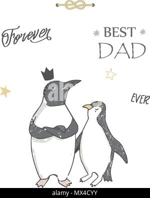 To The Greatest Dad Family Of Birds Having A Party Happy Fathers Day New.