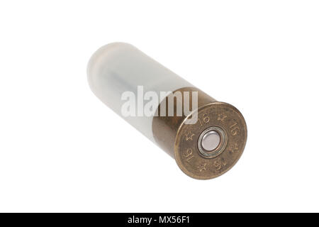 shotgun cartridge - Stock Photo