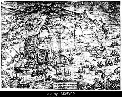 107 Béjaïa 1551 - Stock Photo