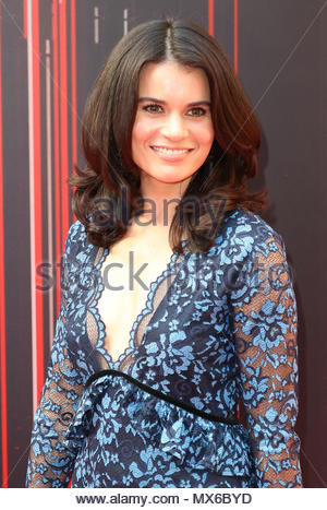 London, United Kingdom. 3rd June, 2018. attends 'The British Soap Awards' at Hackney Town Hall in London, the United Kingdom on June 2, 2018. (c) copyright Credit: CrowdSpark/Alamy Live News - Stock Photo