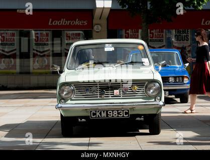 Vauxhall Viva HA Deluxe - Stock Photo