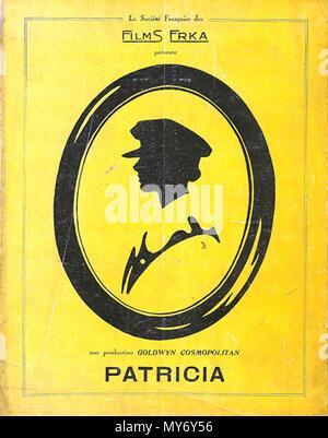 . Français: 'Patricia' titre français de 'Little Old New York' . 28 March 2014, 18:41:31. Unknown 326 Little Old NY Patricia001 - Stock Photo