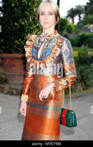 Rome, Italy. 06th June, 2018. Rome, American Academy in Rome, Mckim Medal Gala Pictured: Harrington Credit: Independent Photo Agency/Alamy Live News - Stock Photo