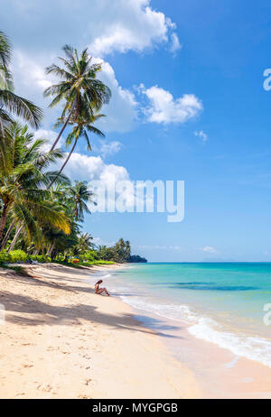 Paradise Island of Koh Samui - Stock Photo