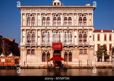 The Casino Di Venezia, Venice, Italy - Stock Photo
