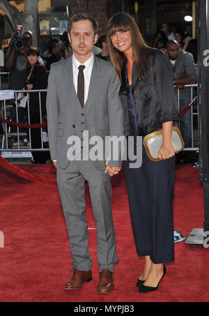 GIovanni Ribisi and girlfriend - Los Angeles Film Festival Public Enemies Premiere at the Westwood Village Theatre In Los Angeles.08 RibisiGiovanni gfr 08  Event in Hollywood Life - California, Red Carpet Event, USA, Film Industry, Celebrities, Photography, Bestof, Arts Culture and Entertainment, Celebrities fashion, Best of, Hollywood Life, Event in Hollywood Life - California, Red Carpet and backstage, Music celebrities, Topix, Couple, family ( husband and wife ) and kids- Children, brothers and sisters inquiry tsuni@Gamma-USA.com, Credit Tsuni / USA, 2006 to 2009 - Stock Photo