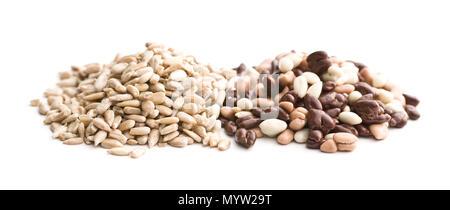 Chocolate Covered Sunflower Seeds Stock Photo 29382169