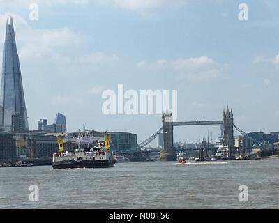 London, UK. 7th July 2018. Credit: Susannah Jayes/StockimoNews/Alamy Live News - Stock Photo