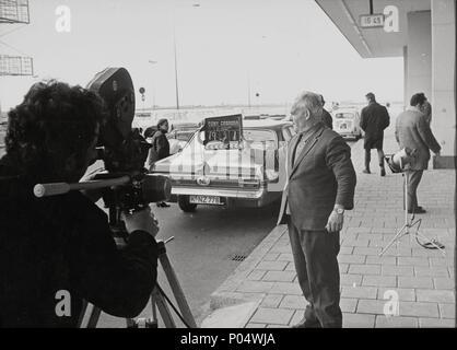Original Film Title: EL MAGNIFICO TONY CARRERA.  English Title: THE MAGNIFICENT TONY CARRERAS.  Film Director: JOSE ANTONIO DE LA LOMA.  Year: 1968. - Stock Photo