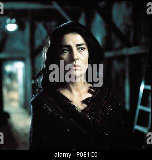 Original Film Title: CRONACA DI UNA MORTE ANNUNCIATA.  English Title: CHRONICLE OF A DEATH FORETOLD.  Film Director: FRANCESCO ROSI.  Year: 1987.  Stars: IRENE PAPAS. Credit: ITALMEDIA/SOPROFILMS/LES FILMS ARIANE / Album - Stock Photo
