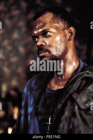 Original Film Title: JUNGLE FEVER.  English Title: JUNGLE FEVER.  Film Director: SPIKE LEE.  Year: 1991.  Stars: SAMUEL L. JACKSON. Credit: UNIVERSAL PICTURES / LEE, DAVID / Album - Stock Photo