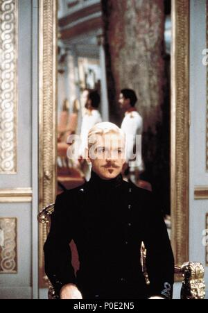 Original Film Title: HAMLET.  English Title: HAMLET.  Film Director: KENNETH BRANAGH.  Year: 1996.  Stars: KENNETH BRANAGH. Credit: CASTLE ROCK ENTERTAINMENT / Album - Stock Photo