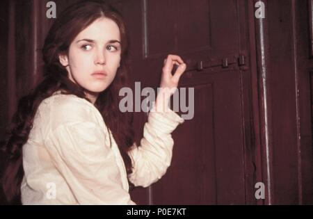 Original Film Title: L' HISTOIRE D'ADELE H..  English Title: STORY OF ADELE H, THE.  Film Director: FRANCOIS TRUFFAUT.  Year: 1975.  Stars: ISABELLE ADJANI. Credit: LES FILMS DU CARROSSE/LES PRODUCTIONS ARTISTES ASSOCIES / Album - Stock Photo