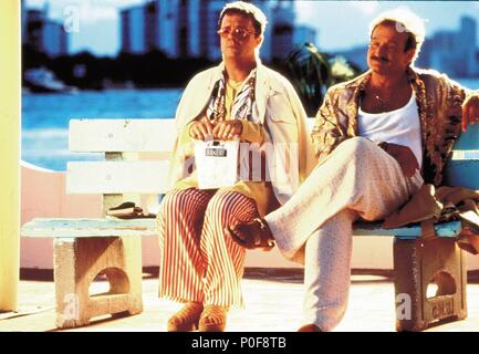 Original Film Title: THE BIRDCAGE.  English Title: THE BIRDCAGE.  Film Director: MIKE NICHOLS.  Year: 1996.  Stars: ROBIN WILLIAMS; NATHAN LANE. Credit: UNITED INTERNATIONAL PICTURES / Album - Stock Photo