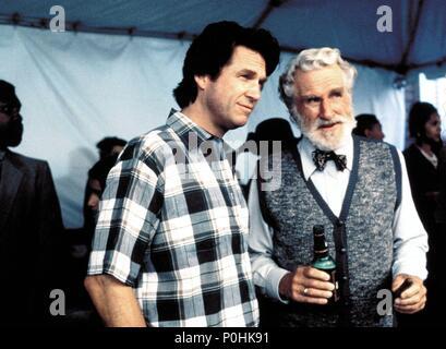 Original Film Title: BLOWN AWAY.  English Title: BLOWN AWAY.  Film Director: STEPHEN HOPKINS.  Year: 1994.  Stars: JEFF BRIDGES; LLOYD BRIDGES. Credit: METRO GOLDWYN / Album - Stock Photo