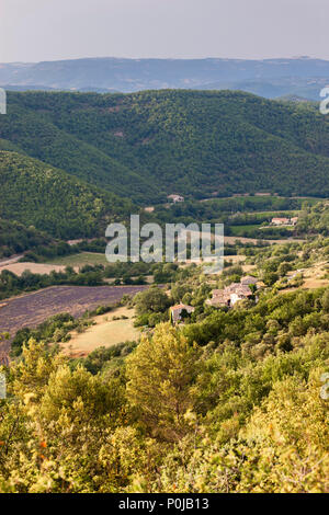 Larnas Bourg-Saint-Andéol Privas Ardèche Auvergne-Rhône-Alpes France - Stock Photo