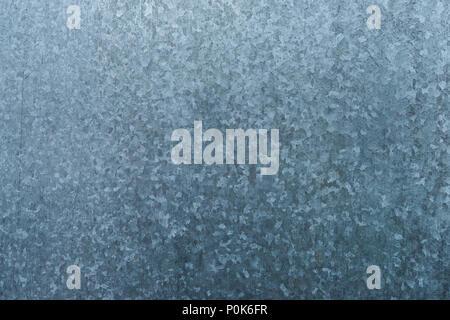 Galvanized steel sheet texture background - Stock Photo