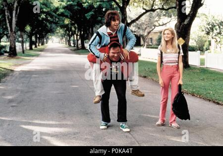 Original Film Title: THERE'S SOMETHING ABOUT MARY.  English Title: THERE'S SOMETHING ABOUT MARY.  Film Director: BOBBY & PETER FARRELLY; BOBBY FARRELLY; PETER FARRELLY.  Year: 1998.  Stars: CAMERON DIAZ; BEN STILLER; W. EARL BROWN. Credit: 20TH CENTURY FOX / Album - Stock Photo