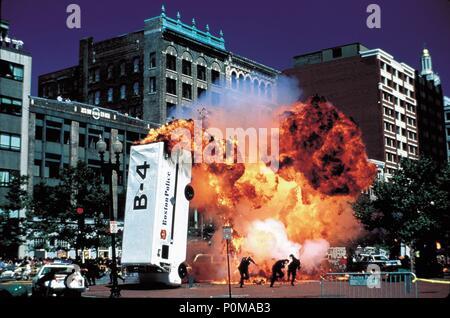 Original Film Title: BLOWN AWAY.  English Title: BLOWN AWAY.  Film Director: STEPHEN HOPKINS.  Year: 1994. Credit: METRO GOLDWYN / WARREN, JOEL / Album - Stock Photo