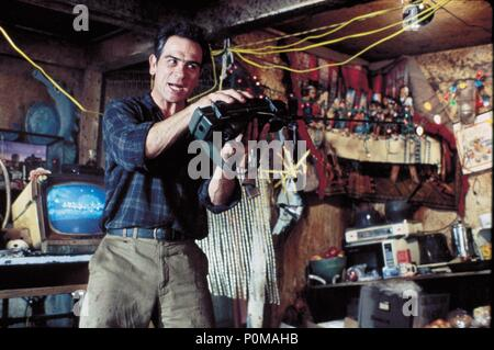 Original Film Title: BLOWN AWAY.  English Title: BLOWN AWAY.  Film Director: STEPHEN HOPKINS.  Year: 1994.  Stars: TOMMY LEE JONES. Credit: METRO GOLDWYN / Album - Stock Photo