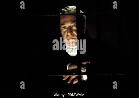 Original Film Title: QUILLS.  English Title: QUILLS.  Film Director: PHILIP KAUFMAN.  Year: 2000.  Stars: MICHAEL CAINE. Credit: FOX SEARCHLIGHT PICTURES / APPLEBY, DAVID / Album - Stock Photo