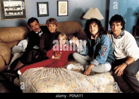 Original Film Title: POLTERGEIST III.  English Title: POLTERGEIST III.  Film Director: GARY SHERMAN.  Year: 1988.  Stars: LARA FLYNN BOYLE; HEATHER O'ROURKE. Credit: M.G.M / Album - Stock Photo