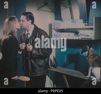 Original Film Title: KAUAS PILVET KARKAAVAT.  English Title: DRIFTING CLOUDS.  Film Director: AKI KAURISMAKI.  Year: 1996. Credit: SPUTNIK OY / Album - Stock Photo