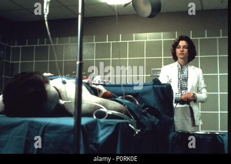 Original Film Title: ANN.  English Title: ANN.  Film Director: MICHAEL CRICHTON.  Year: 1978.  Stars: GENEVIEVE BUJOLD. Credit: M.G.M / Album - Stock Photo
