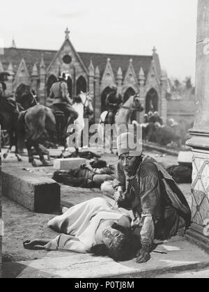Original Film Title: NOTRE DAME DE PARIS.  English Title: THE HUNCHBACK OF NOTRE DAME.  Film Director: JEAN DELANNOY.  Year: 1956.  Stars: GINA LOLLOBRIGIDA. Credit: PARIS-FILM PRODUCTIONS/ALLIED ARTISTS / VOINQUEL, RAYMOND / Album - Stock Photo
