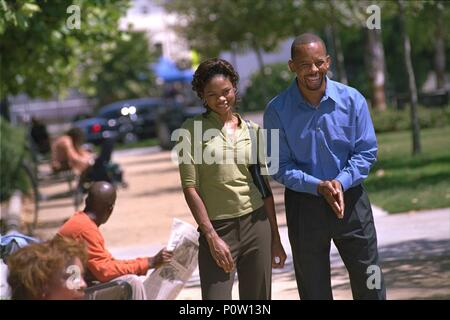 Original Film Title: WOMAN THOU ART LOOSED.  English Title: WOMAN THOU ART LOOSED.  Film Director: MICHAEL SCHULTZ.  Year: 2004.  Stars: KIMBERLY ELISE; MICHAEL BOATMAN. Credit: MAGNOLIA PICTURES / Album - Stock Photo