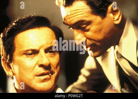 robert de niro joe pesci casino 1995 stock photo 31066432 alamy. Black Bedroom Furniture Sets. Home Design Ideas
