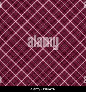 Abstract Seamless Pattern with Plaid Fabric. Warm colors. Simple checkered template. Pattern fills. Abstract backdrop. Endless vector. Plain checkered - Stock Photo