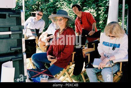 Original Film Title: MEET THE FOCKERS.  English Title: MEET THE FOCKERS.  Film Director: M. JAY ROACH.  Year: 2004.  Stars: BARBRA STREISAND. Credit: DREAMWORKS / BENNETT, TRACY / Album - Stock Photo