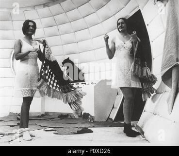 Original Film Title: SOLYARIS.  English Title: SOLARIS.  Film Director: ANDREI TARKOVSKY.  Year: 1972.  Stars: NATALYA BONDARCHUK. Credit: MOSFILM / Album - Stock Photo