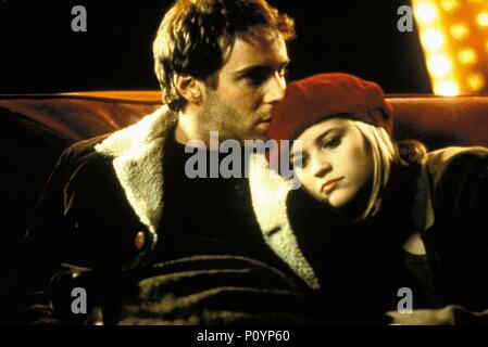 Original Film Title: BEST LAID PLANS.  English Title: BEST LAID PLANS.  Film Director: MIKE BARKER.  Year: 1999.  Stars: REESE WITHERSPOON; ALESSANDRO NIVOLA. Credit: DOGSTAR FILM/FOX 2000 FILMS / Album - Stock Photo