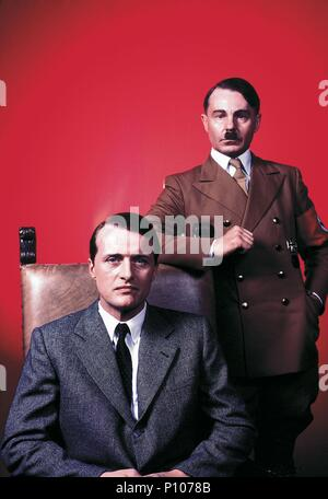 Original Film Title: INSIDE THE THIRD REICH.  English Title: INSIDE THE THIRD REICH.  Film Director: MARVIN CHOMSKY.  Year: 1982.  Stars: ADOLF HITLER; RUTGER HAUER; DEREK JACOBI. Credit: ABC / Album - Stock Photo